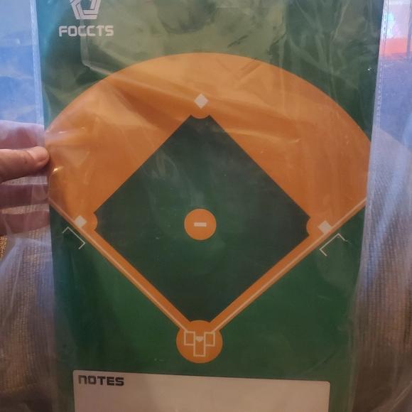 Baseball clipboard